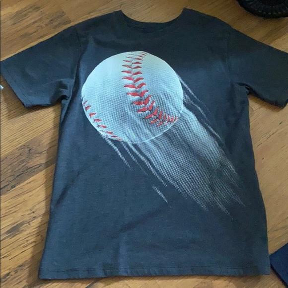Boys shirt sleeve shirt